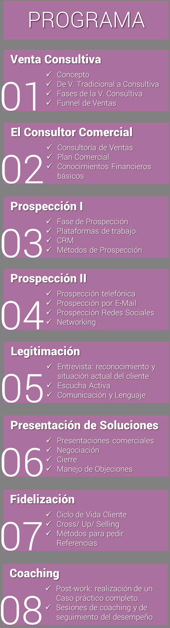 Programa V.C Online